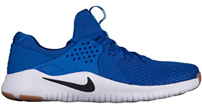 premium selection b8ac8 160cd Nike Men's Free Tr 8 Low-Top Sneakers, Multicolour (Game Royal/Black