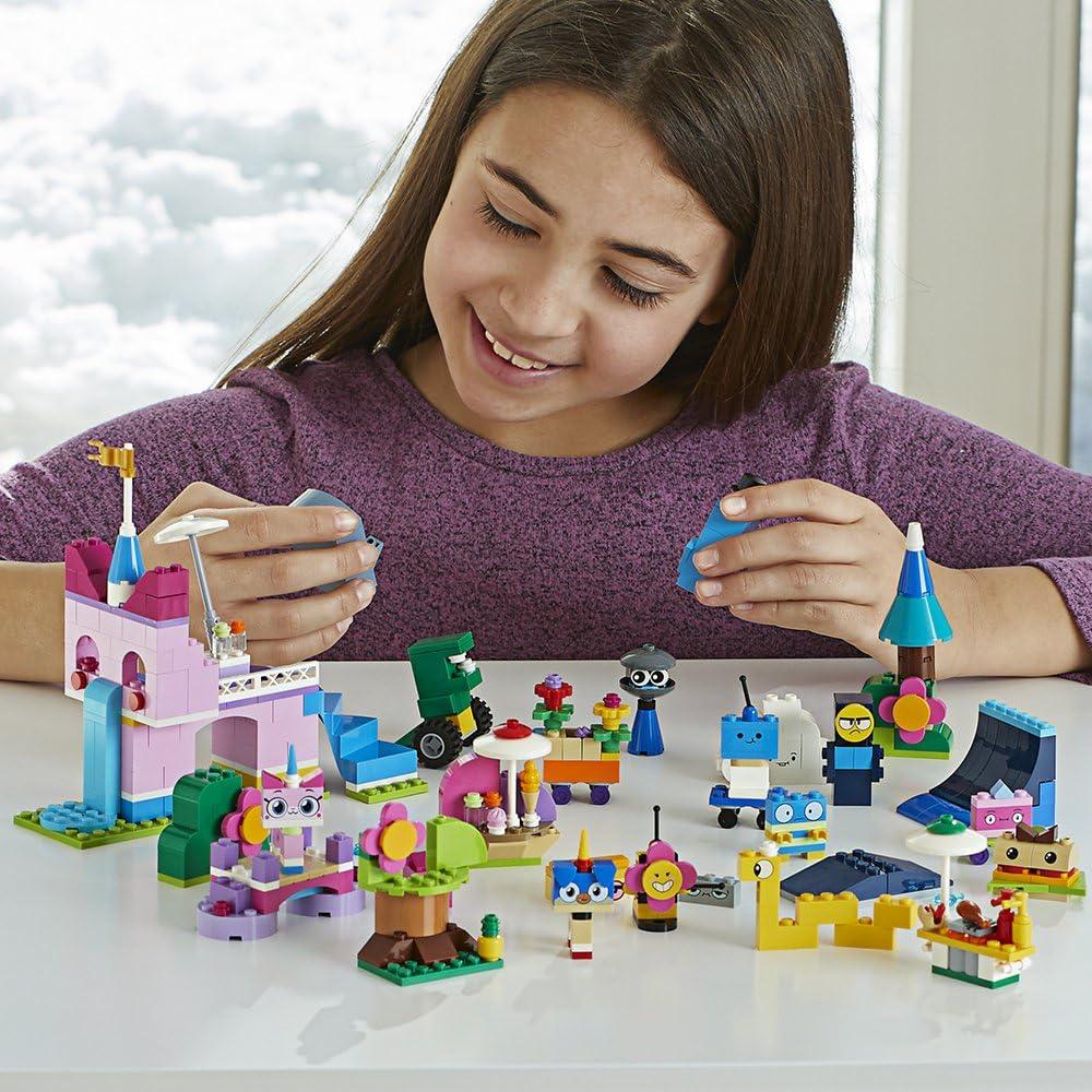 Unikingdom Creative Brick Box 41455 Building Kit 433 Pieces LEGO Unikitty