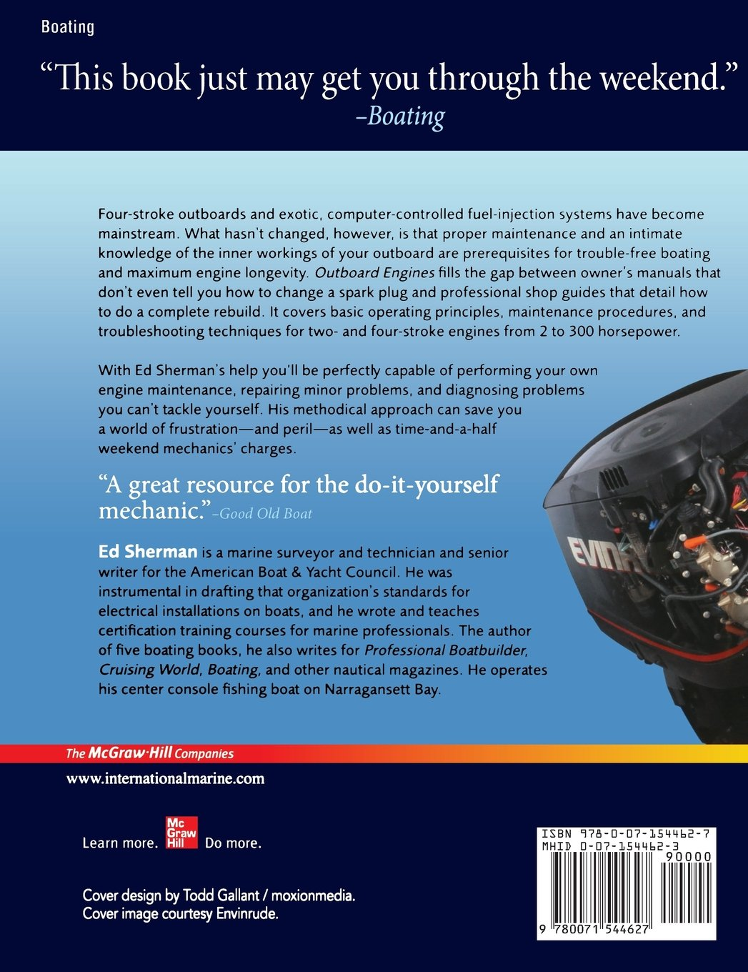 Outboard Engines: Maintenance, Troubleshooting, and Repair, Second Edition by International Marine/Ragged Mountain Press
