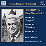 Beethoven: Piano Works, Vol. 6