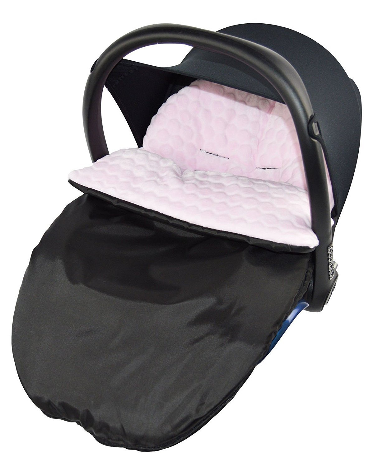 Mashmallow Car Seat Footmuff / Cosy Toes Cosy Toes Soft Maxi Cosi Pebble Cabrio Pink For-Your-Little-One