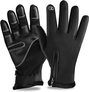 Unisex Men Women Winter Waterproof Windproof Thermal Gloves Touch Screen Gloves