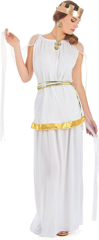 Generique - Disfraz de la Diosa Griega Atena para Mujer Talla ...