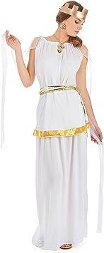 Generique - Disfraz de la Diosa Griega Atena para Mujer Talla única ...