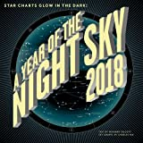 A Year of the Night Sky Wall Calendar 2018