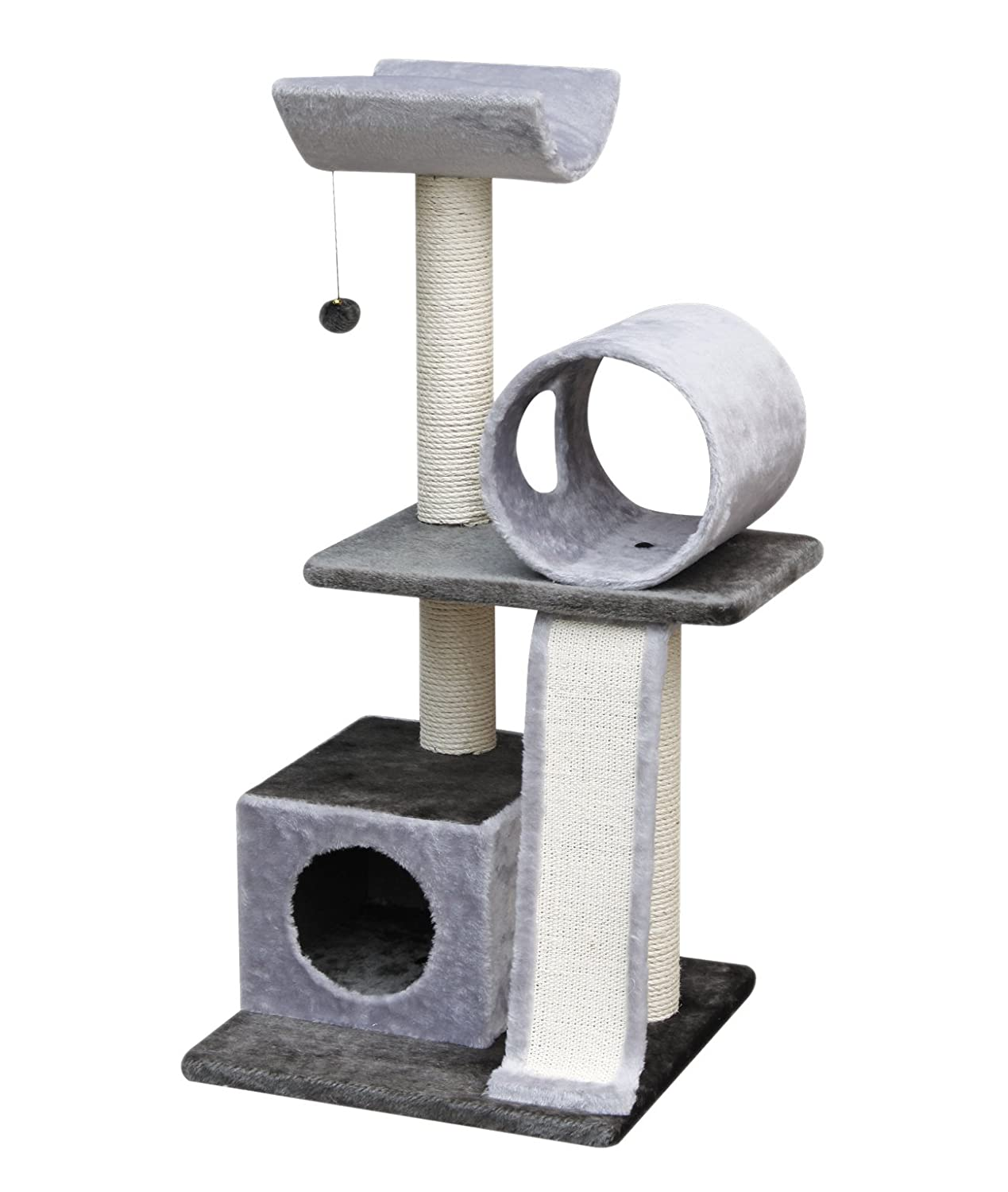Nobby Cat-Scratcher Kano, Grey Anthracite