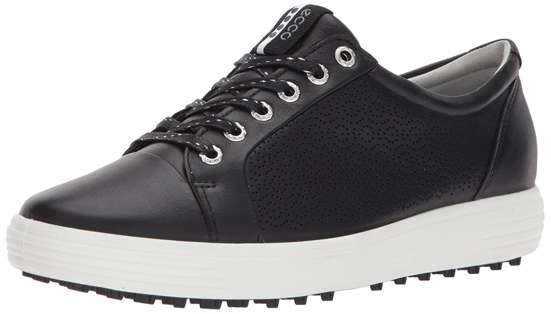 ECCO Women's Casual Hybrid 2 Golf Shoe B06XGN422P 38 EU/7-7.5 M US|Black