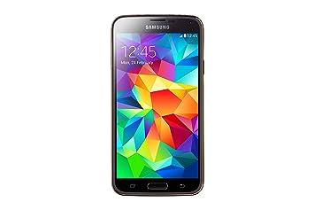 Samsung Galaxy S5 SM-G900F 16GB 4G Oro: Amazon.es: Electrónica