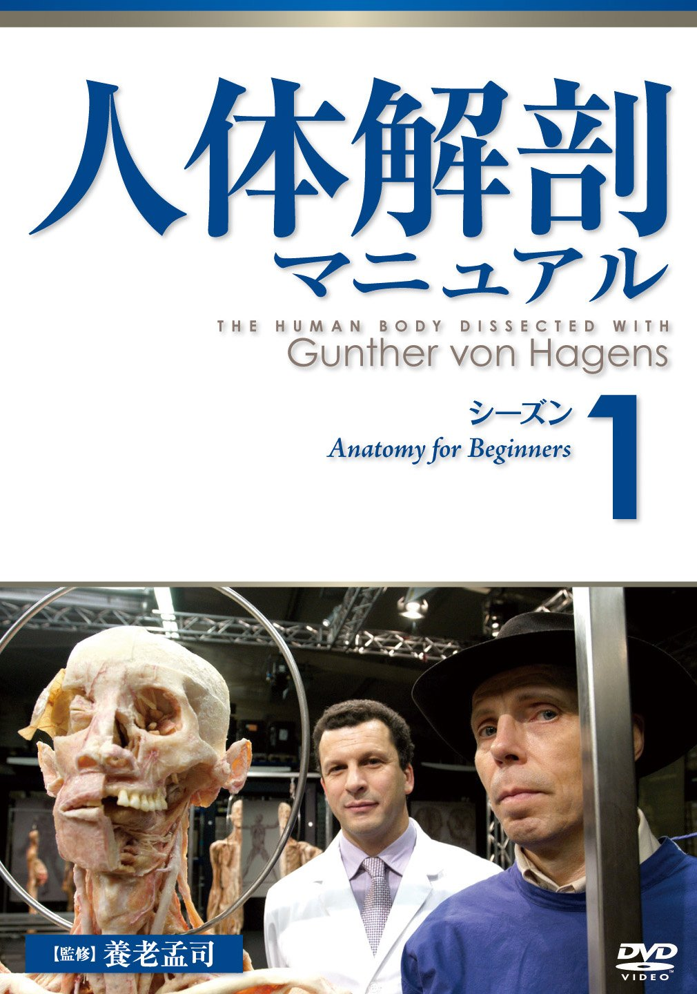 Amazon.com: Special Interest - Anatomy For Beginners Season 1 (4DVDS ...