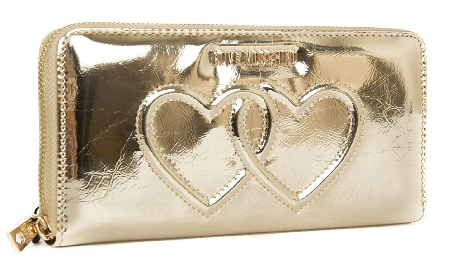 Love Moschino Artículo monederos cartera JC5559PP04KL WALLET METAL PU
