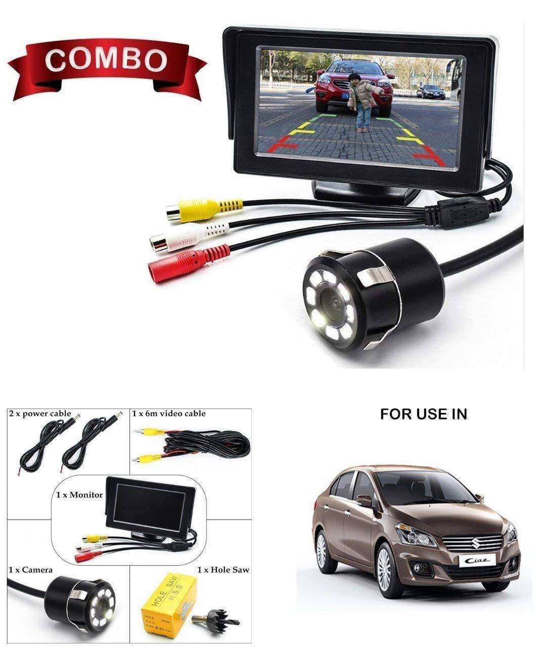 Auto Snap Reverse Parking Assistance Camera