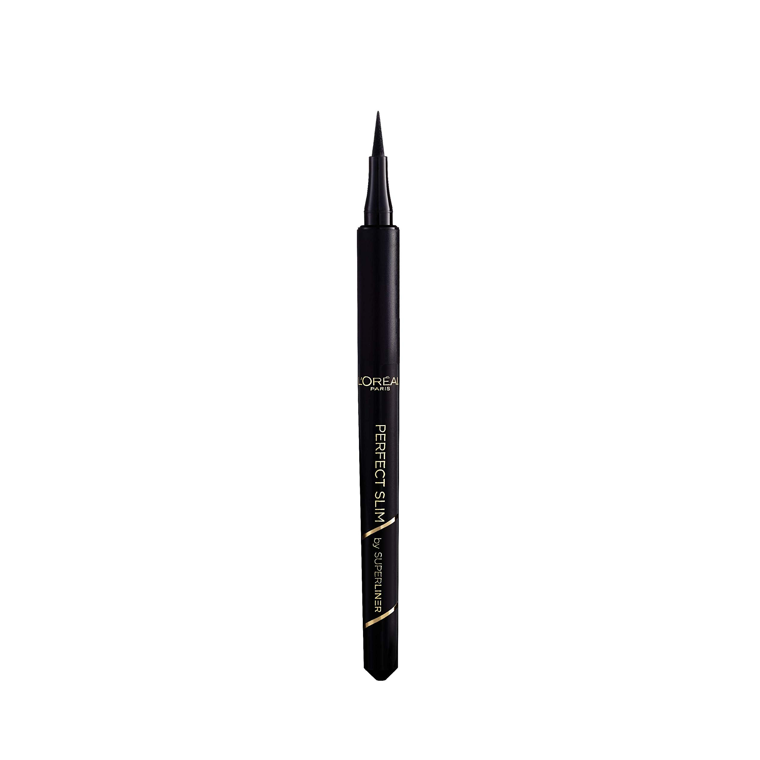 L'Oreal Paris Superliner Perfect Slim liquid eyeliner, long-lasting, smudge-proof, 01 Intense Black