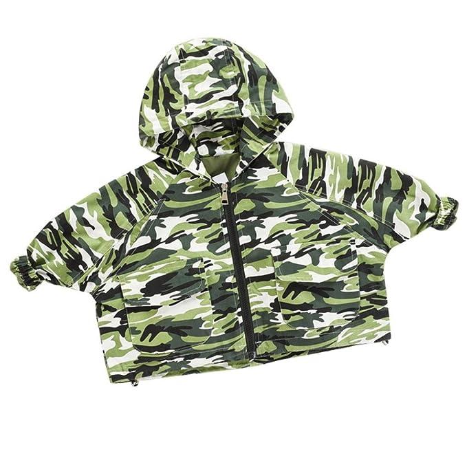 74ff9ecad Amazon.com  Gotd Infant Toddler Baby Girl Boy Clothes Warm Coat ...