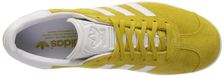 Adidas Herren Gazelle GymnastikschuheGelb Raw Ochre Crystal FTWR ... Moderater Preis