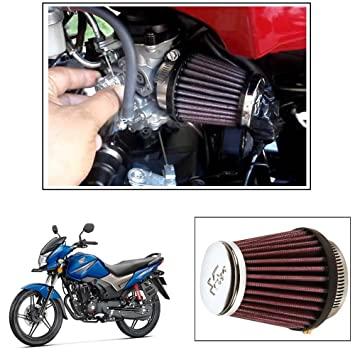 Vheelocityin K N Rc 1060 Air Filter Universal For All Bikes For