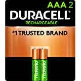 Pilas Duracell recargables AAA 2 pza - recargables