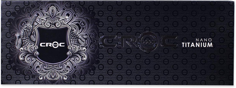 Piastra Croc Titanium New Classic