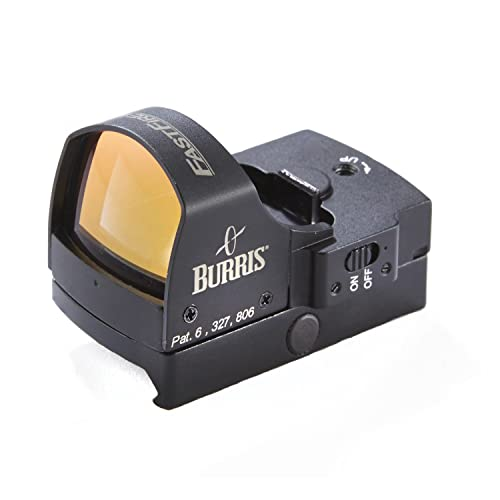 Burris FastFire Red-Dot Reflex Sight with Picatinny Mount