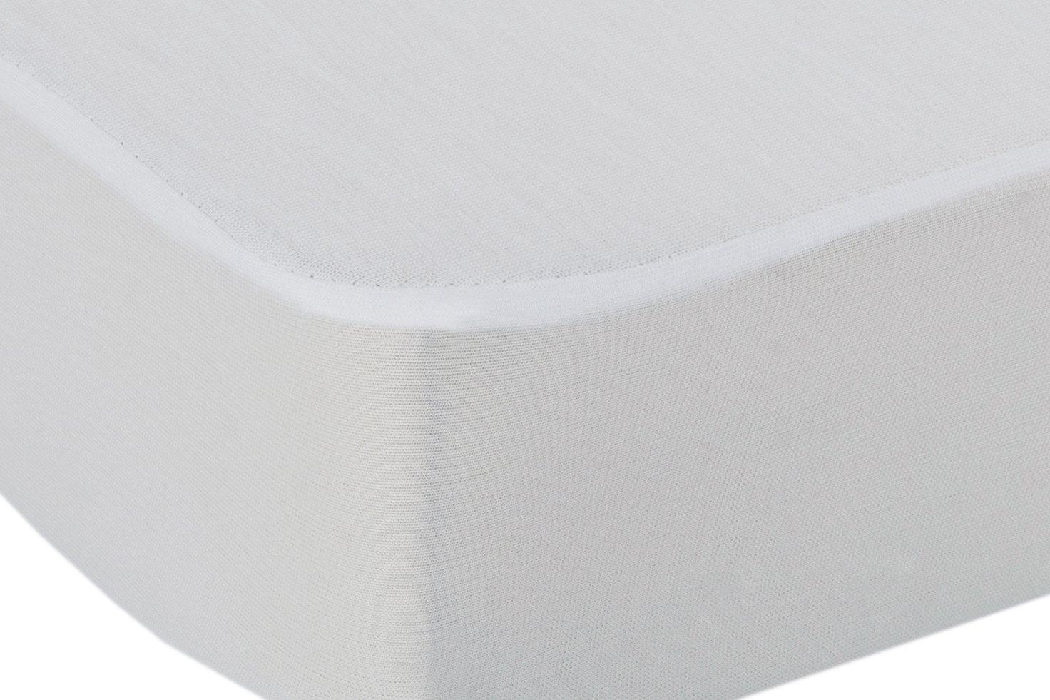 BSensible Tencel Sábana bajera protectora impermeable y transpirable Blanco (Blanco) 200 x 200: Amazon.es: Hogar
