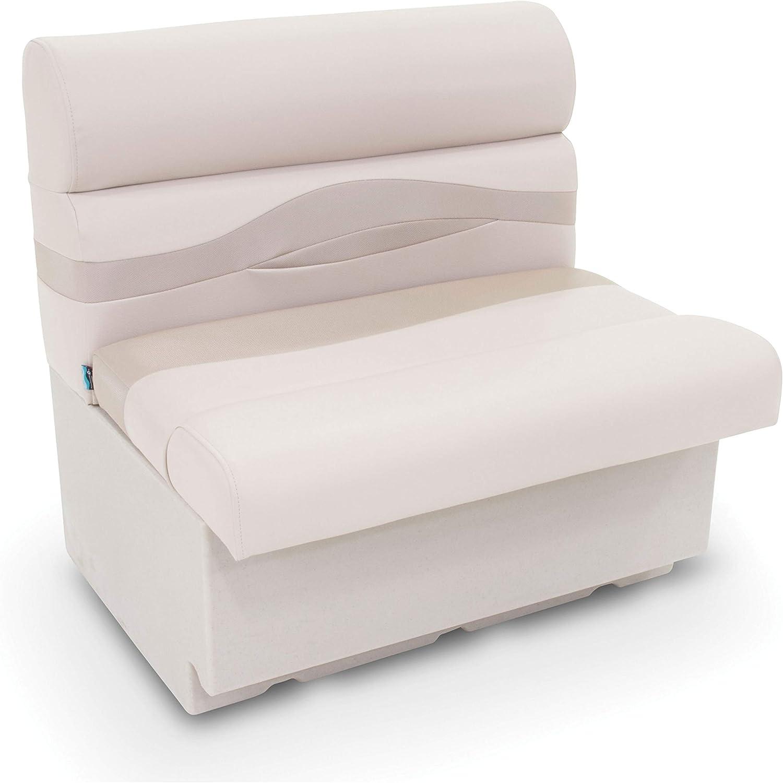 Taylor Made 433068 Platinum Series Furniture Dove Grey 8.5 x 31 Right Pontoon Arm Rest