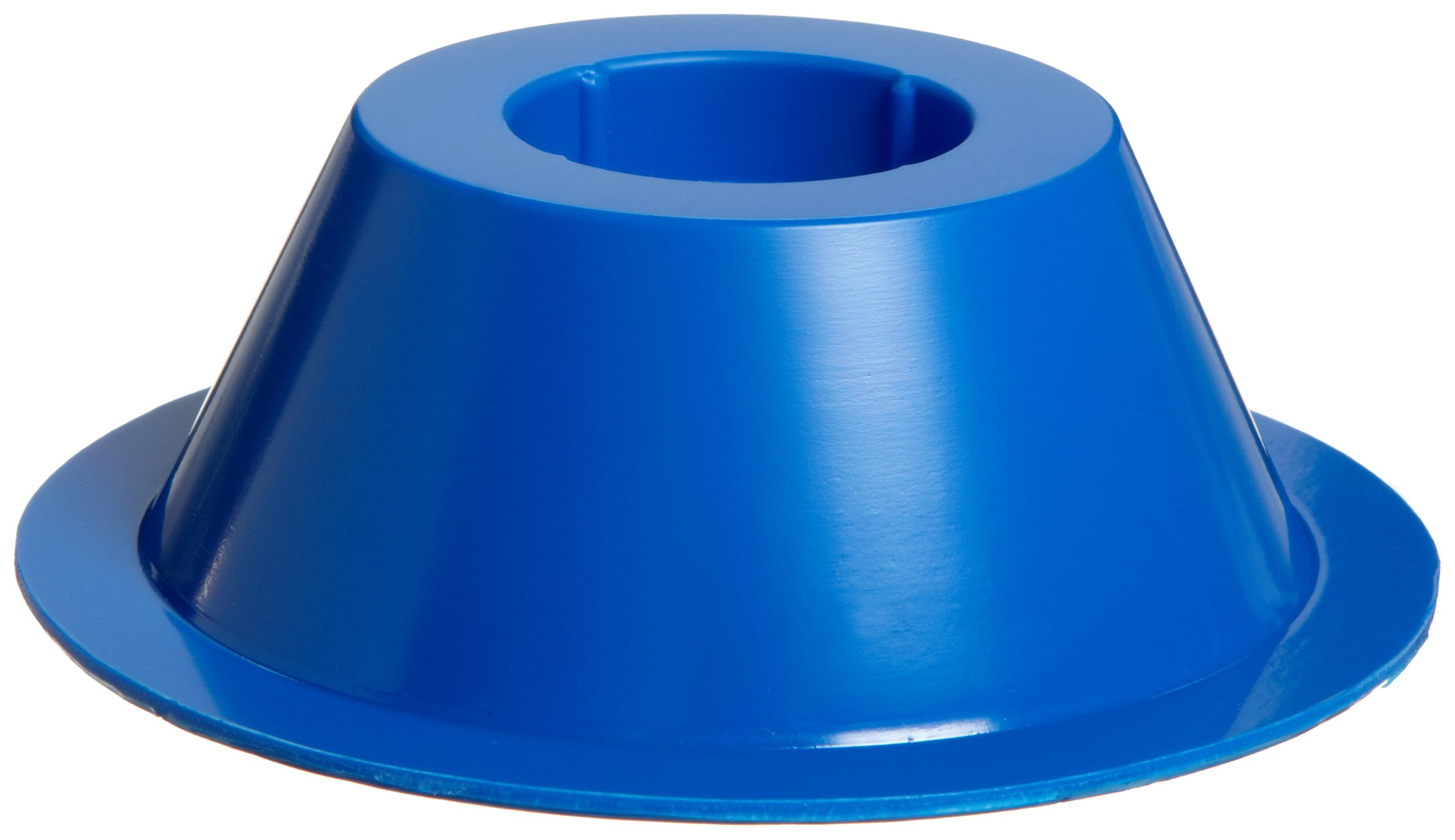 Bel-Art F18795-0001 Conical Tube Holder; 50ml, Grip Style, Polystyrene, Blue (Pack of 5)