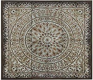 Deco 79 55508 Metal Wall Panel