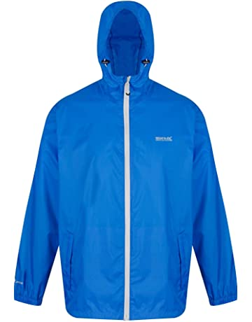 57c187e6ba05 Regatta Men s Pack It Iii Waterproof Shell Jacket