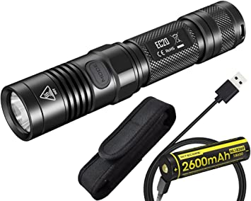 960 Lumen 5 Modes Switch U2 Super Bright Cree XML2 Rechargeable LED Torch