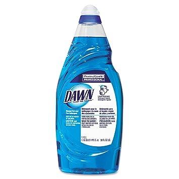 Amazon.com: Liquid, Dish Detergent 38 oz., Bottle 8, PK 45112 ...