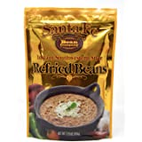 Santa Fe Bean Company Instant Southwestern Style Refried Beans 7.25-Ounce (Pack of 8) Instant Southwestern Style Refried Bean