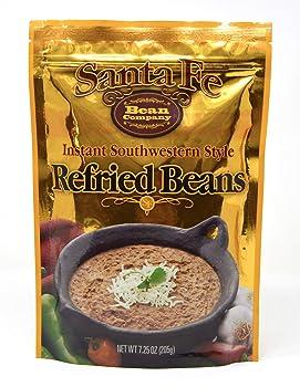 SANTA FE BEAN 7.25-Ounce Canned Fried Bean