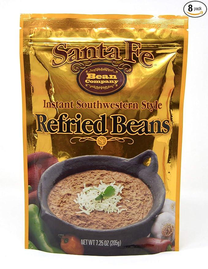 Santa Fe Bean Company Instant Refried Beans