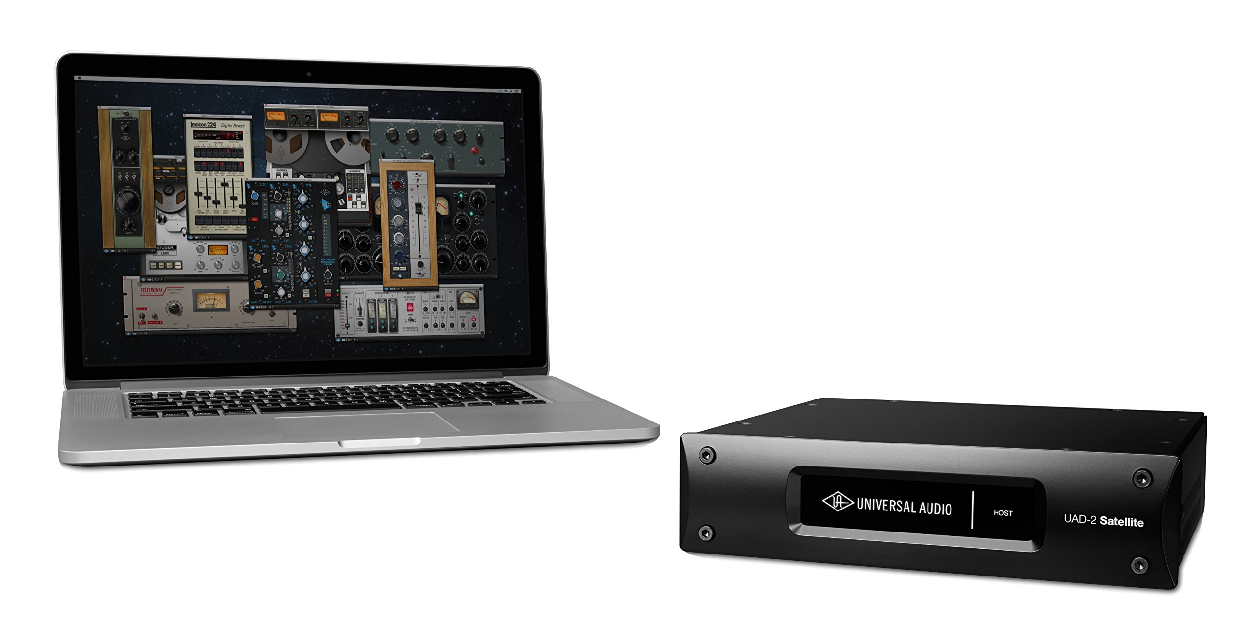 Universal Audio UAD-2 Satellite Thunderbolt Quad Core by Universal Audio