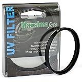 Maxsimafoto - 58mm UV filter Protector for Fujifilm X-E1, X-E2 with Fujinon Super EBC XF 18-55mm f2.8-4 OIS Lens. Fuji.