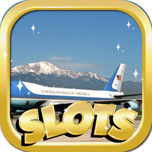 Slots Machine Games   Air Force Simulation Edition   Free Slot Machines Game For Kindle Fire