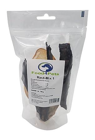 Perros de vacuno Fuga erli Mix 1: comida para perros compuesto de vacas de oído