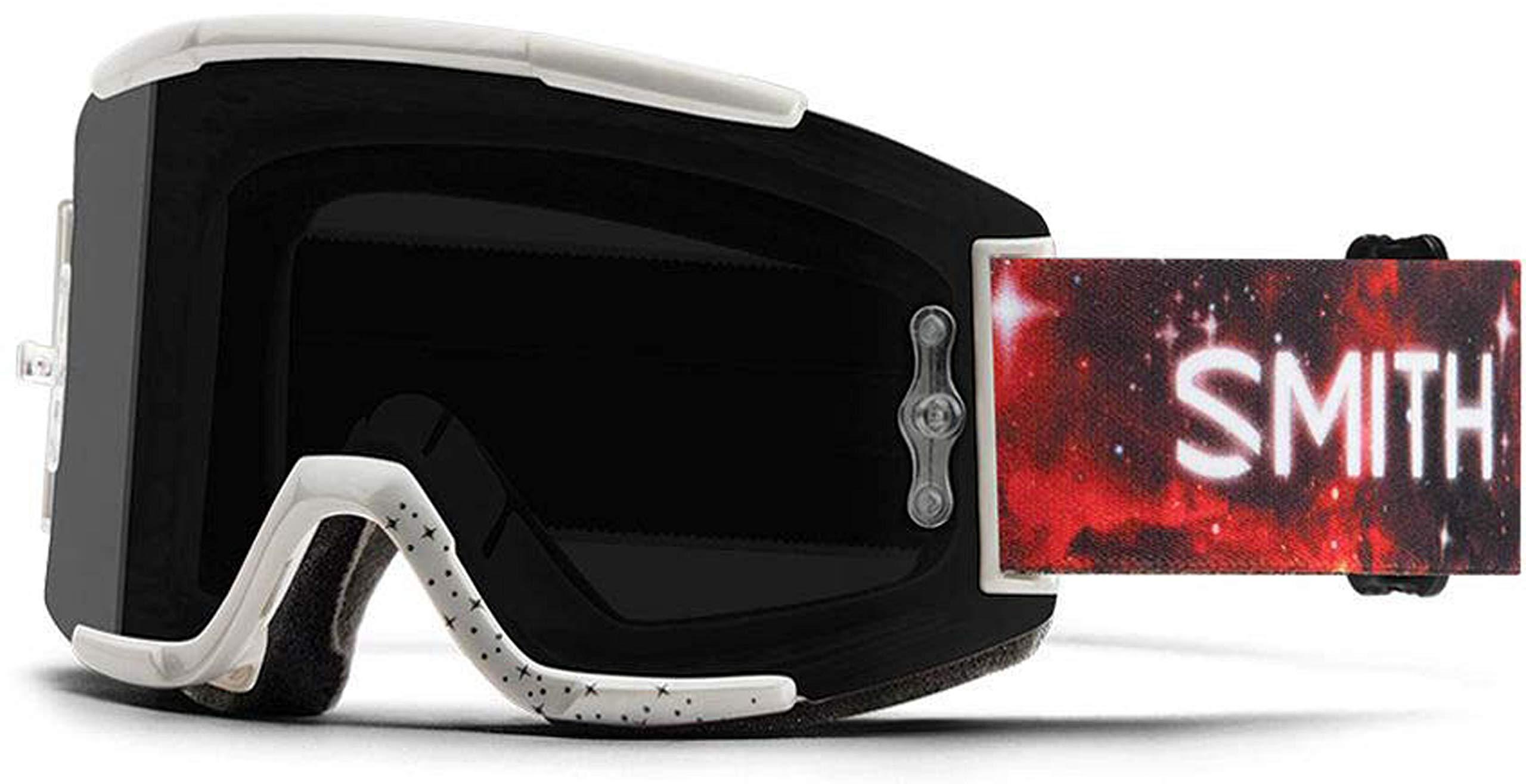 Smith Optics Squad MTB Adult Off-Road Goggles - Gwin Ac/Chromapop Sun Black/One Size by Smith Optics