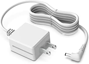 Dexpt UL Listed 7.5Ft AC Adapter Charger Fit for Summer Infant Baby Monitor 29580 29590 29650 29740 29790 29890 Camera 29680 29690 29700 29780 29970 29980 and Others Models Power Supply Cord 7.5V