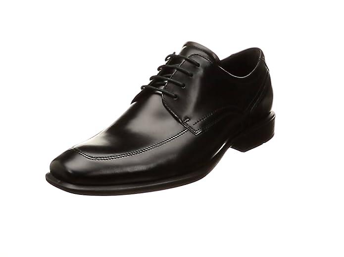 TALLA 44. ECCO Cairo, Zapatos de Cordones Derby para Hombre