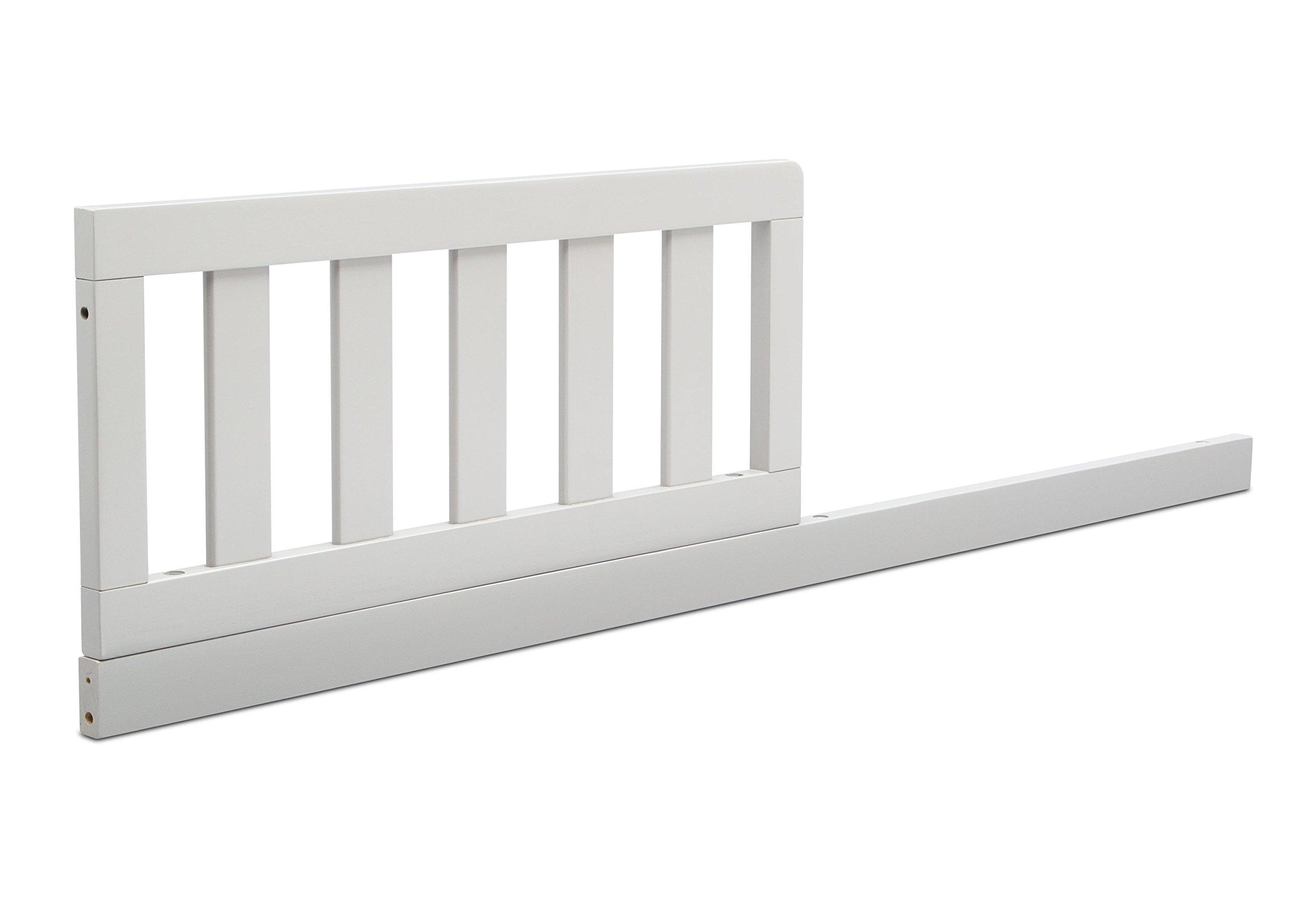 Serta Daybed/Toddler Guardrail Kit #707725, Bianca White by Serta