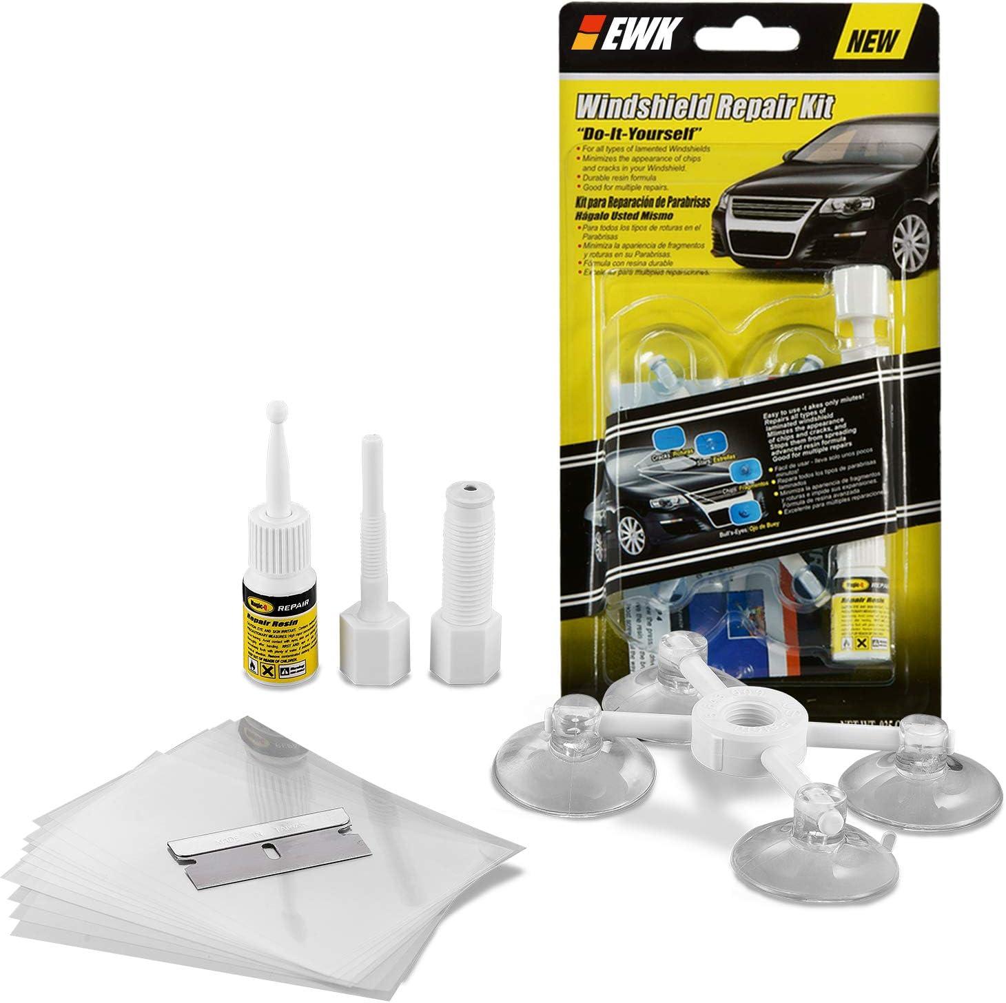 EWK Windshield Repair Kit