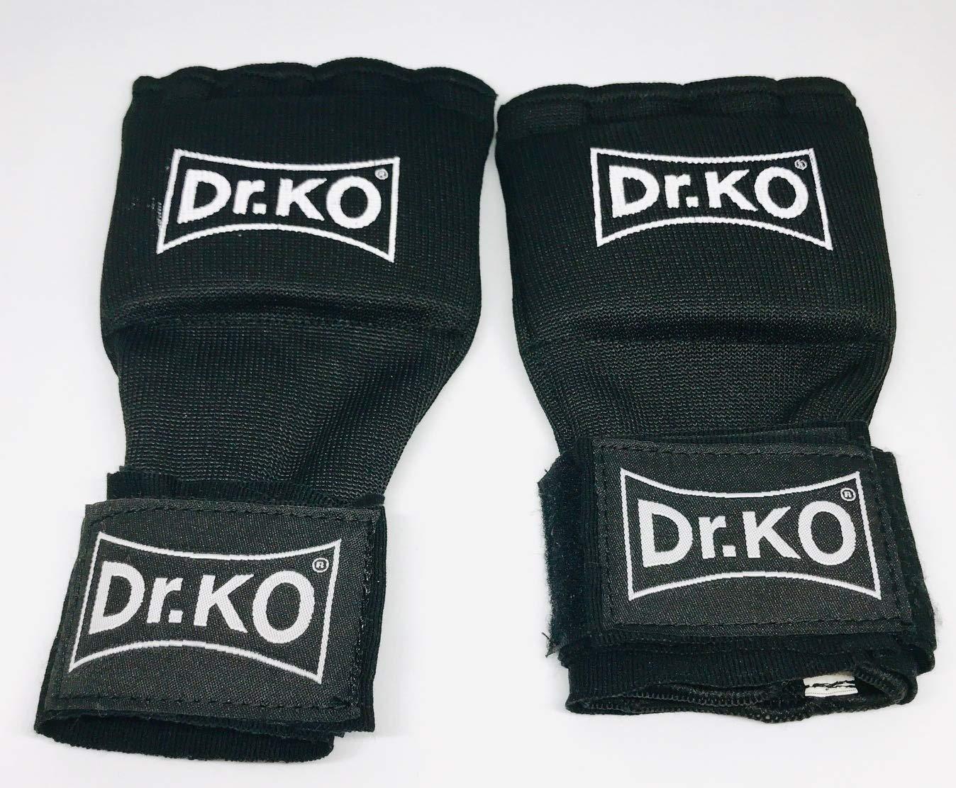 Kick Boxing Dr Muay Thai Guantes internos de Gel para Boxeo KO Vendas con Gel protecci/ón Nudillos MMA