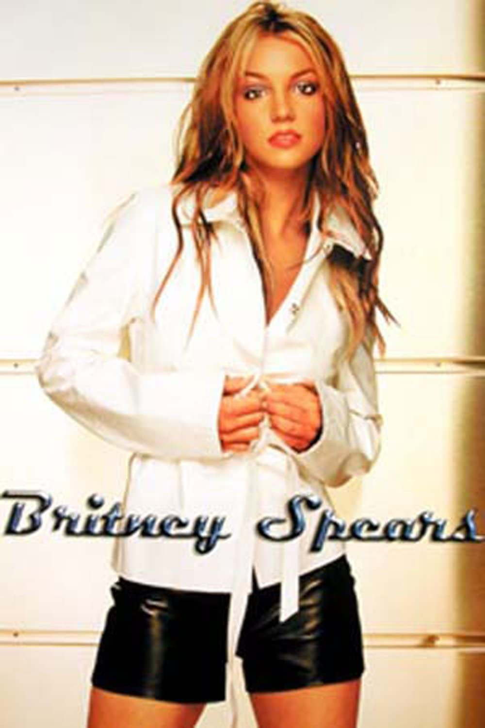 APPROX SIZE 12X8 INCHES PHOTO PRINT BRITNEY SPEARS  AUTOGRAPH