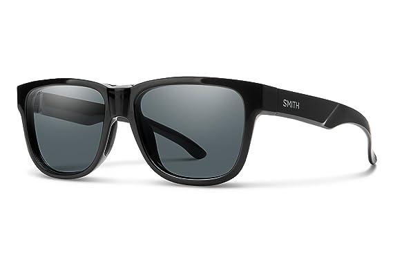 d977dde9caf Smith Lowdown Slim 2 Sunglasses Black Gray Poly Polarized   Carekit