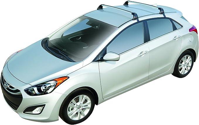 Rola 59740 Silver Roof Rack for Hyundai Elantra GT