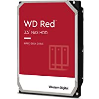 WD Red 4TB NAS Hard Drive, WD40EFAX
