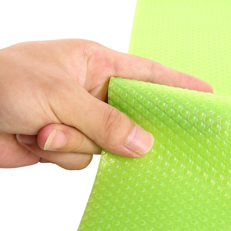 Voiks Multifuncional Bases Antideslizantes EVA - Alfombras de Refrigeradorde Silicona Ideal para Frigorífico, Mostrador de Cocina, Cajón,etc (45 * 29 cm): ...