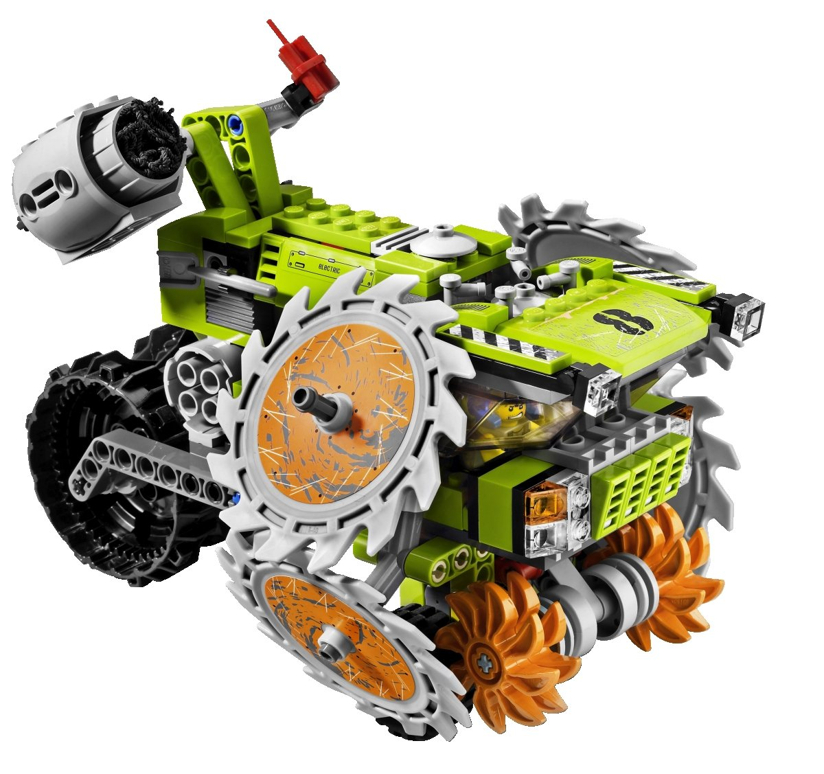 LEGO Power Miners Rock Wrecker 8963 4540807 LEG-8963L