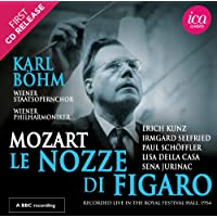 Mozart : Les Noces de Figaro / Karl Böhm (Richard Itter Collection)