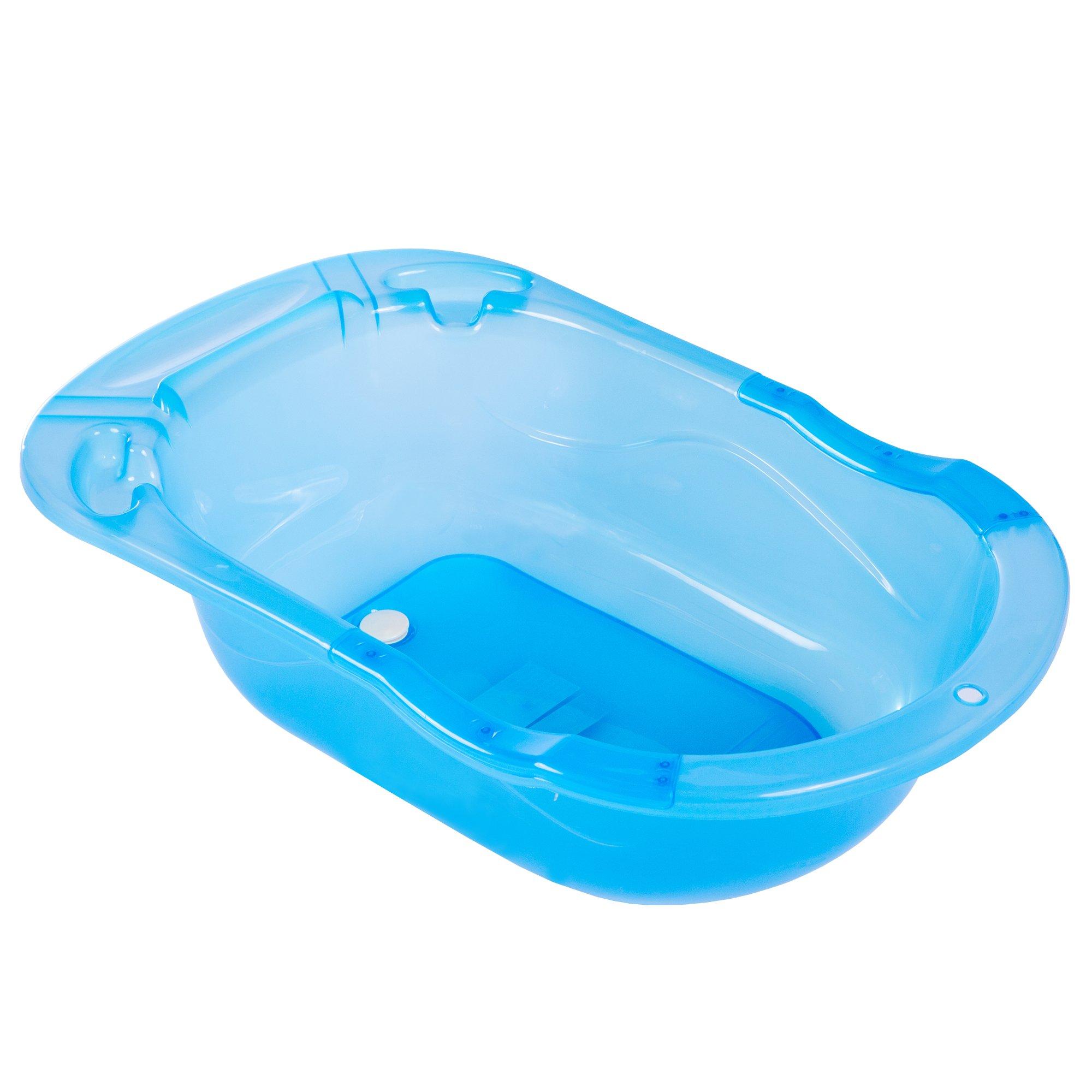 Amazon.com : Dream On Me Baby Bather Bath Tub Stand, Gray : Baby ...